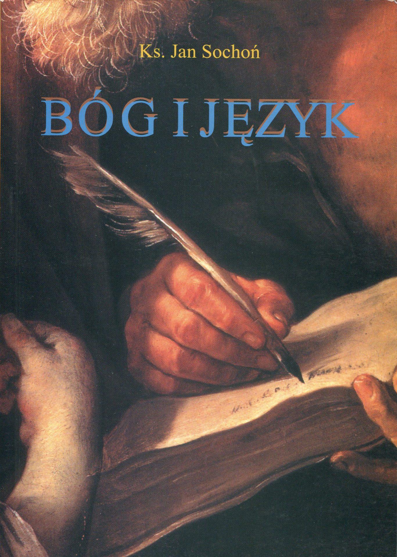 Bóg i język - Jan Sochoń