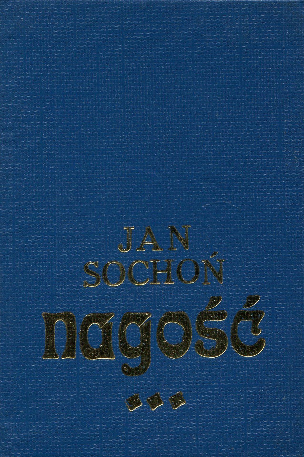 Nagość wielokrotna - Jan Sochoń