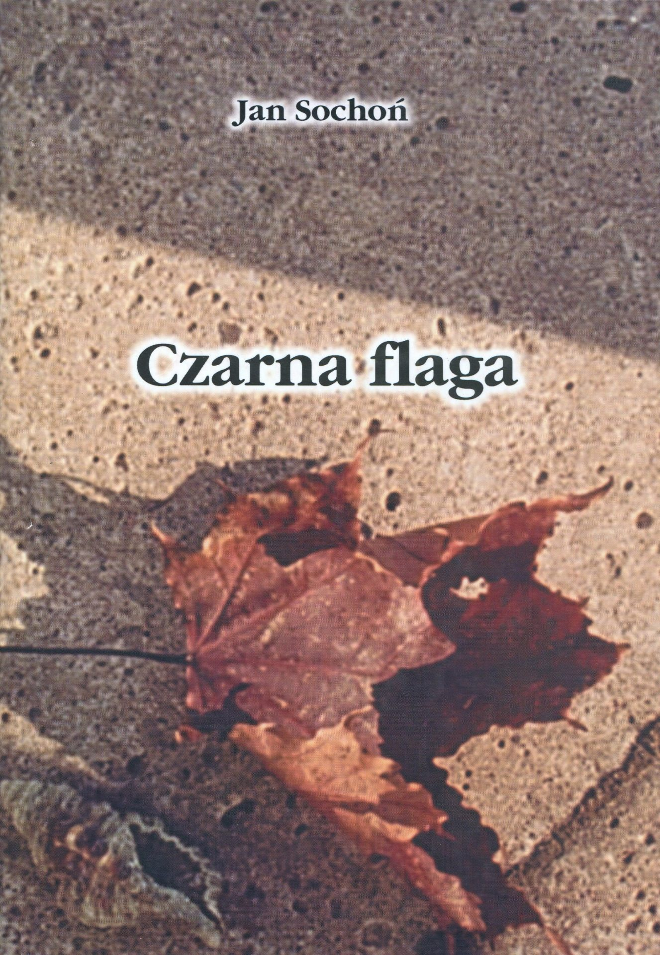 Czarna flaga - Jan Sochoń
